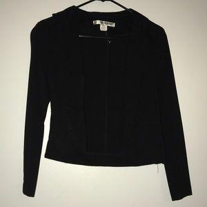 Necessary Objects Jackets & Coats - black blazer